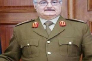 حفتر ممثل للشعب الليبي  