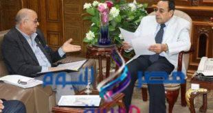 محافظ شمال سيناء يؤكد على اهتمام الدوله بتعمير سيناء وإقامة مشروعات تنموية بها