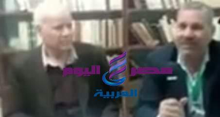 جريدة مصر اليوم العربية في ضيافة الكاتب جمال هدية  