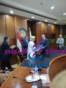 بالصور.. توقيع مذكرة تفاهم في مجال البترول والغاز الطبيعي بين مصر وسلطنة عمان