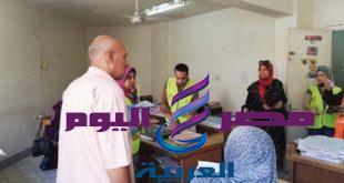 مجمع اعلام بورسعيد يستكمل مبادرة مصلحتك بمديرية الشئون الصحية ببورسعيد