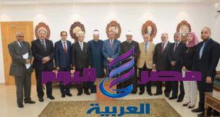 المنظمة العالمية لخريجي الأزهر تطلق مبادرة تحت عنوان أوطان بلا إرهاب