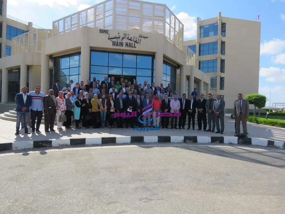 بالصور اللقاء الدورى الثالث باللجان النقابية بالإسكندرية بحضور المكتب التنفيذي |