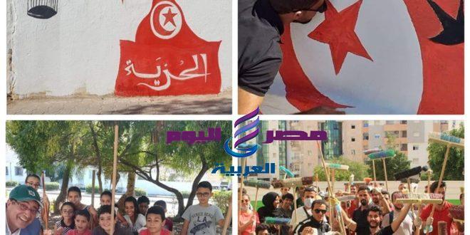 تونس تفرح بشابها والخير بالشباب |