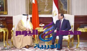 السيسى وملك البحرين يشيدان بأتفاق الرياض برعاية خادم الحرميين الشريفين