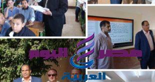 برعاية طه عجلان مدير مديرية التربية والتعليم بالقليوبية متابعات وتفتيش مفاجئ لمدارس الإدارة.