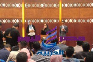 طلاب جامعة السويس من أجل مصر يشاركوا فى المنتدى الثانى لرابطة أزهرى بجامعة الأزهر