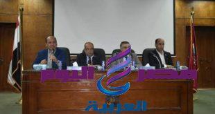 الاجتماع التمهيدي لأسبوع الفتيات الخامس على مستوى الجامعات المصرية.