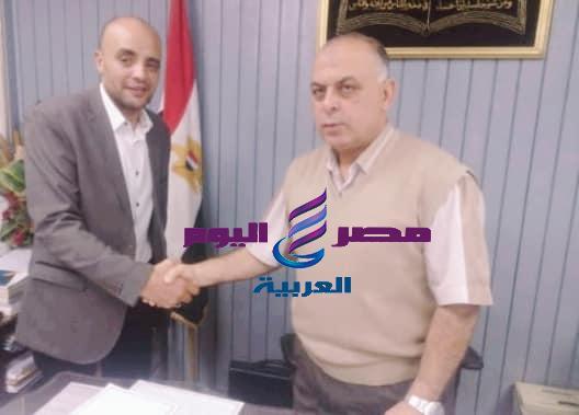 تكريم نائب محافظ القاهرة من منظمة حقوق الإنسان |
