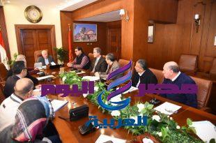 محافظ بورسعيد : تشكيل لجنة لحصر المساحات والمبانى والمخالفات بقرى شباب الخريجين بالجنوب وبورفؤاد