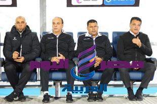 مجلس المصري يجدد الثقة بجهازه الفني ويوقف مستحقات اللاعبين عقب الهزيمة من أنبي