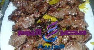 وصفة اليوم ريش بتلو طازجة مع أرز بزعفران