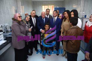 سكرتير عام محافظة بورسعيد يشهد ختام فعاليات دورة الوفاء للعاملين بالمنطقة الصناعية