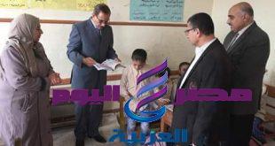 الزيارات الميدانية بثوبها الجدبد للواء جمال نورالدين محافظ كفر الشيخ الجديد