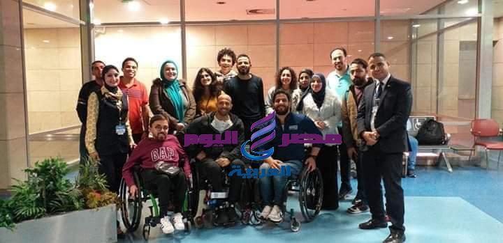 مصر للطيران الناقل الرسمي لوفود منتدى شباب العالم 2019  