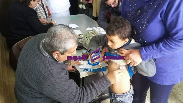 قوافل طبية مجانية لأهالي قري مركز ومدينة أبوتيج بالتنسيق مع مؤسسة مصر الخير  
