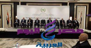 عمر مروان و محمد محمود يفتتحان ورشة العمل الرابعة للإتحاد العربي للقضاء الإداري اليوم