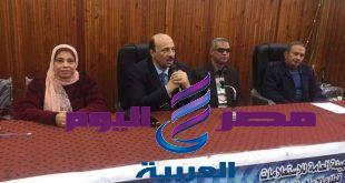 ندوة بإعلام بورسعيد للتوعية بمهارات نجاح الشباب في سوق العمل