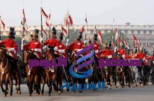 ٢٦ ينايرالاحتفال بعيد الجمهورية الهندية ال٧١