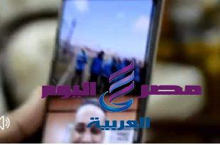 مكالمه فيديو لمحافظ الدقهليه بفريق كرة القدم لنادى المنصورة قبل مباراته بالإسكندرية