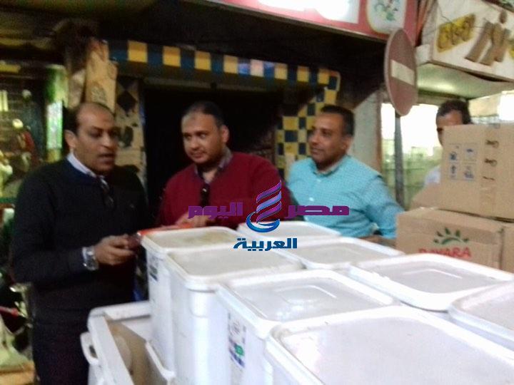 حمله مفاجئه علي المحلات التجاريه والاسواق بمحافظه الاقصر | مفاجئه