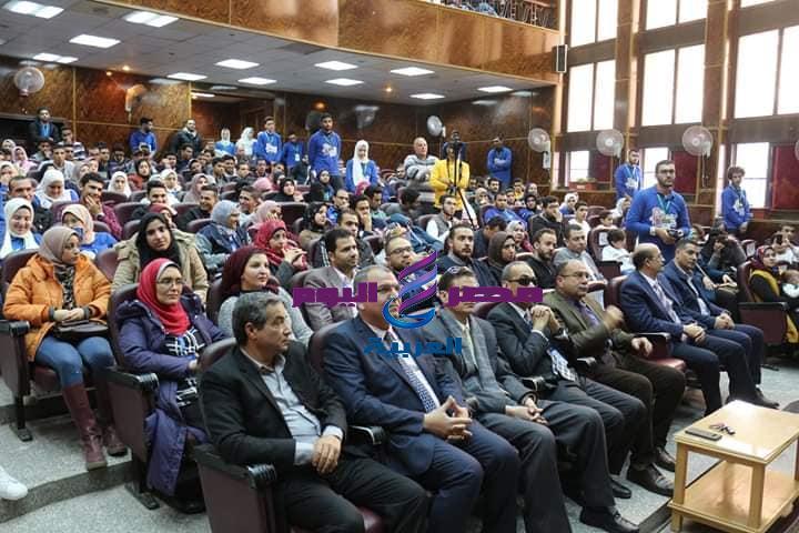 ختام فعاليات الملتقى الهندسى الأول ٢٠٢٠ بكلية الهندسة جامعة المنصورة | فعاليات