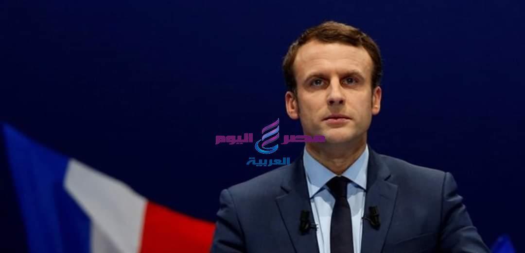 """فرنسا : ماكرون فى كلمته """" يحذر تركيا من التدخل فى الشأن الفرنسى ..   ماكرون"""