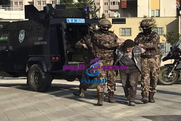 """تركيا : إلقاء القبض على جلاد وسياف تنظيم الدولة الإسلامية """" داعش """"   تركيا"""