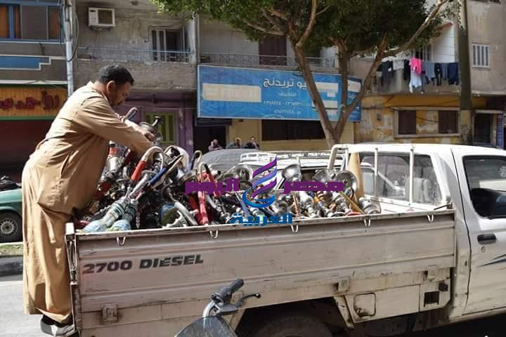حملة مكبرة يقودها نائب محافظ المنيا | حملة مكبرة