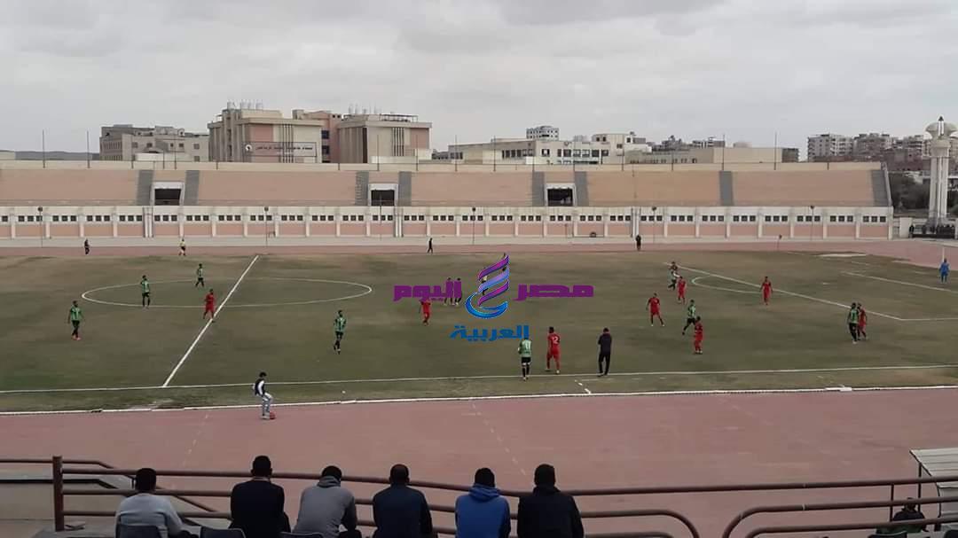 فوز فريق المنيا لكرة القدم مواليد ٩٩ على شباب مطاي بهدفين مقابل هدف   فوز فريق المنيا