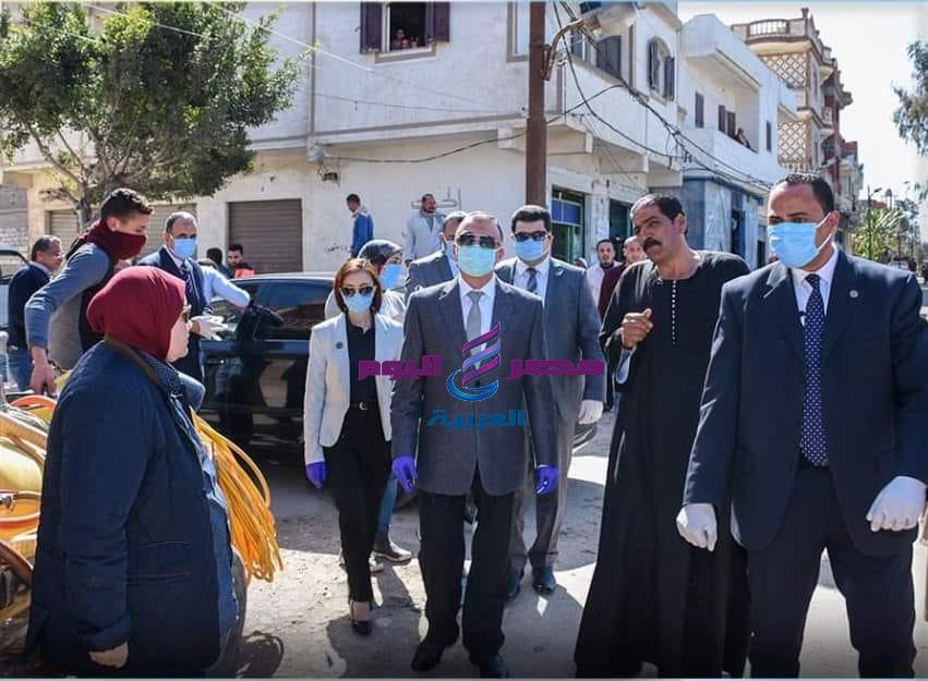 """محافظ الإسكندرية يطلق مبادرة تحت شعار """"الإسكندرية تقدر """""""