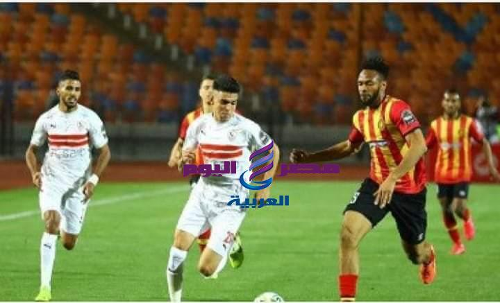 الزمالك يتأهل للدور نصف النهائي على حساب الترجي بدوري أبطال افريقيا