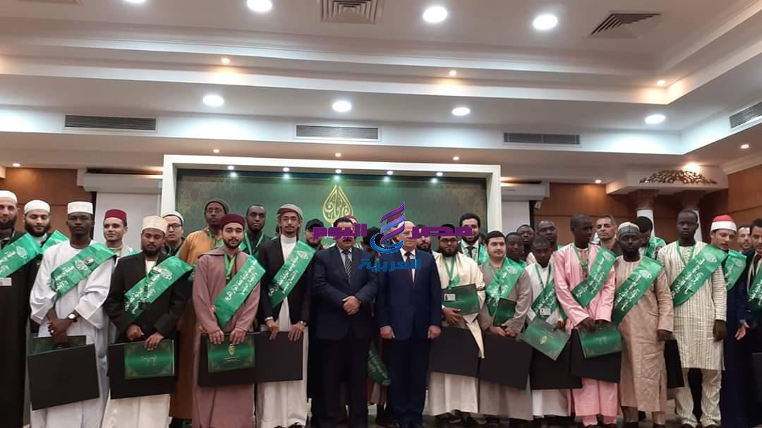 فعاليات حفل ختام مسابقة بورسعيد الدولية لحفظ القرآن الكريم في دورتها الثالثة | بورسعيد