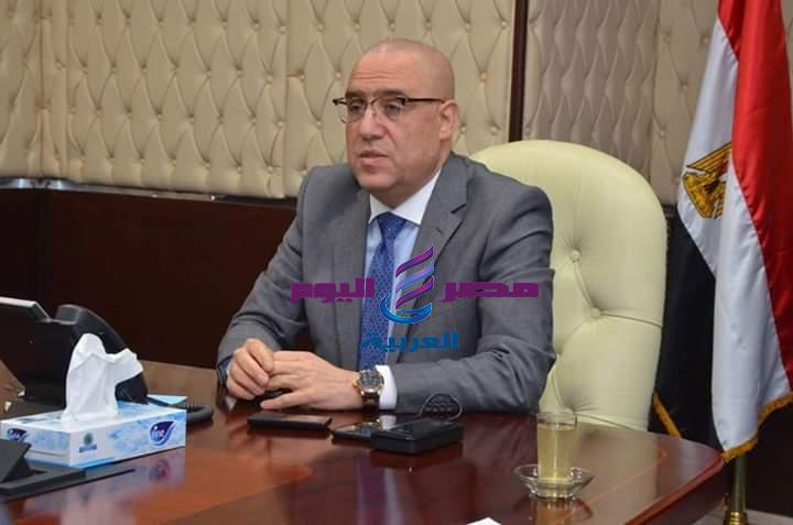 وزير الإسكان يتابع موقف تنفيذ الوحدات السكنية بمشروعات تطوير المناطق العشوائية | وزير الإسكان