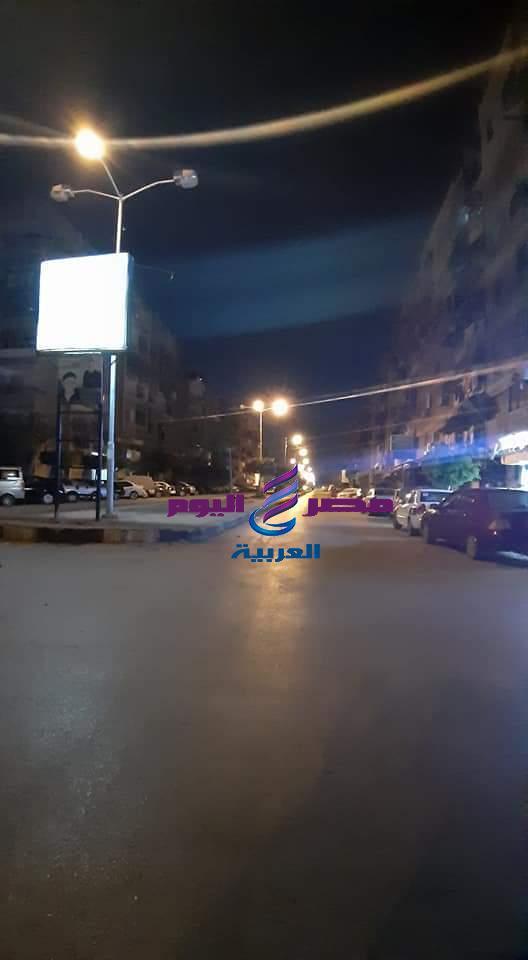 بالصور بورسعيد فى ساعات الحظر   بورسعيد