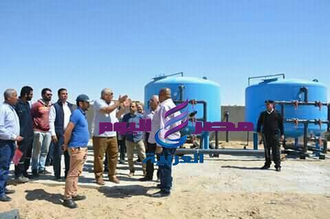 استغلال محطة معالجة الصرف الصحي لإنتاج ميتة مطابقة لري الزراعات   استغلال محطة