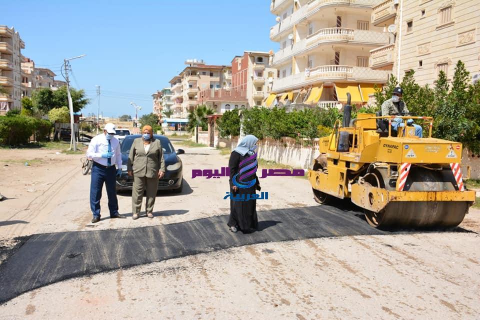 محافظ الدقهلية :استمرار الحملات المكبرة لكنس ورفع كفاءة الشوارع والميادين | استمرار