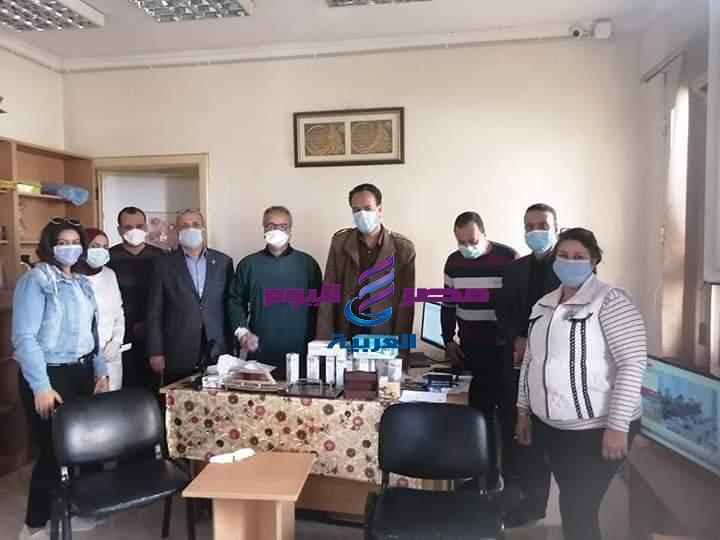 مبادرة أطباء وتمريض سوهاج لمواجهة فيروس كورونا | مبادرة أطباء
