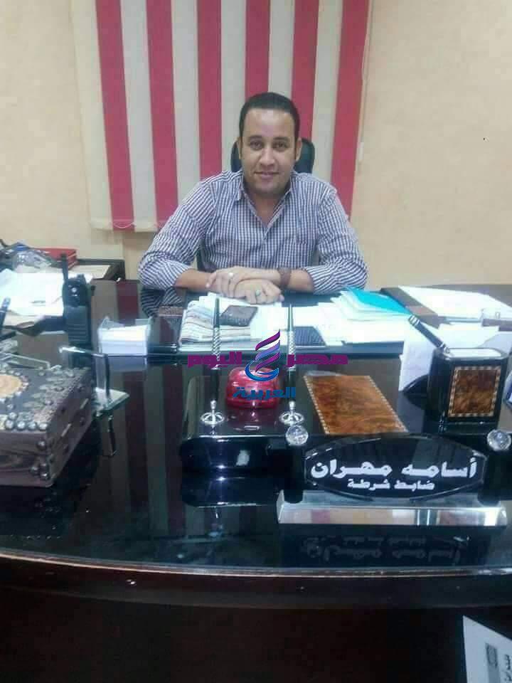 ابن الاصول ابن الصعيد  المقدم / أسامة مهران رئيس مباحث قسم أول الغردقة | ابن الاصول