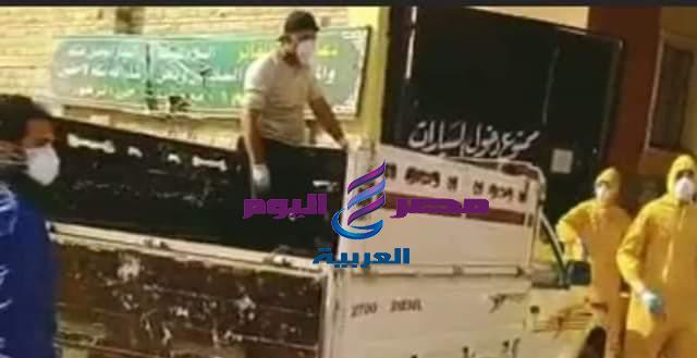تعرف على رد محافظة بورسعيد حول نقل جثمان مصاب كورونا في سيارة ربع نقل | محافظة بورسعيد