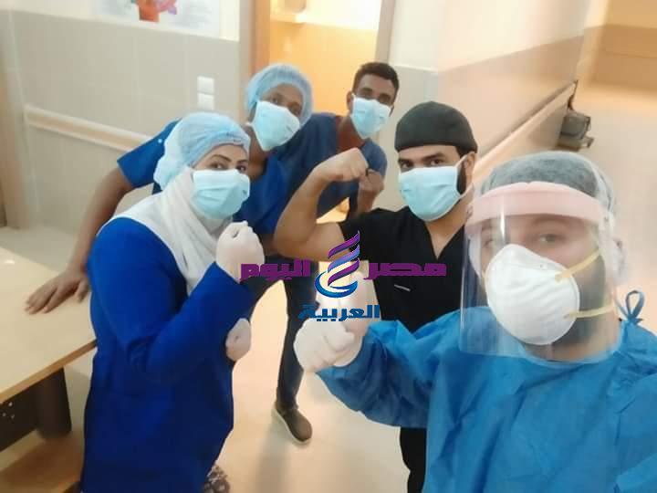 تعافي أسرة مصرية مكونة من خمسة أفراد من فيروس كورونا بشكل كامل | تعافي أسرة مصرية مكونة من خمسة أفراد
