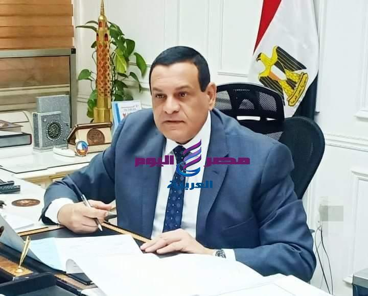 حملات تموينية مكثفة بجميع مراكز محافظة البحيرة   حملات