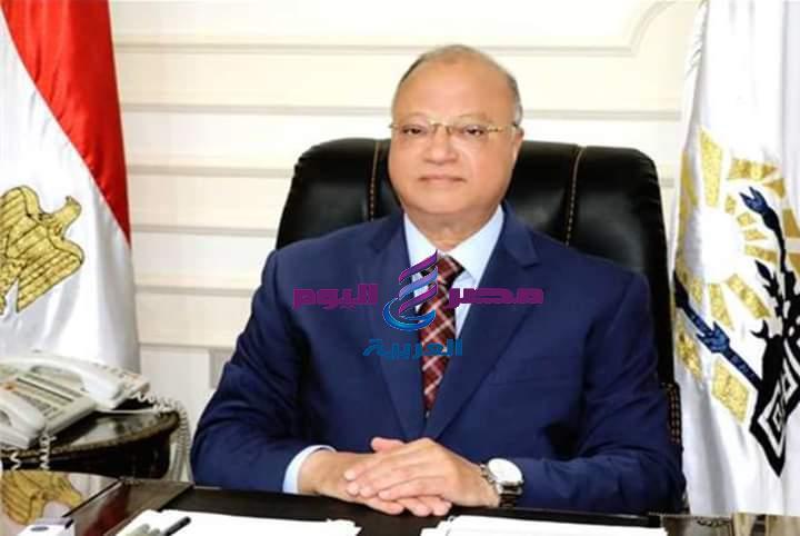 محافظ القاهرة يرسل التهاني للأخوة المسيحيين بعيد القيامة المجيد   محافظ القاهرة