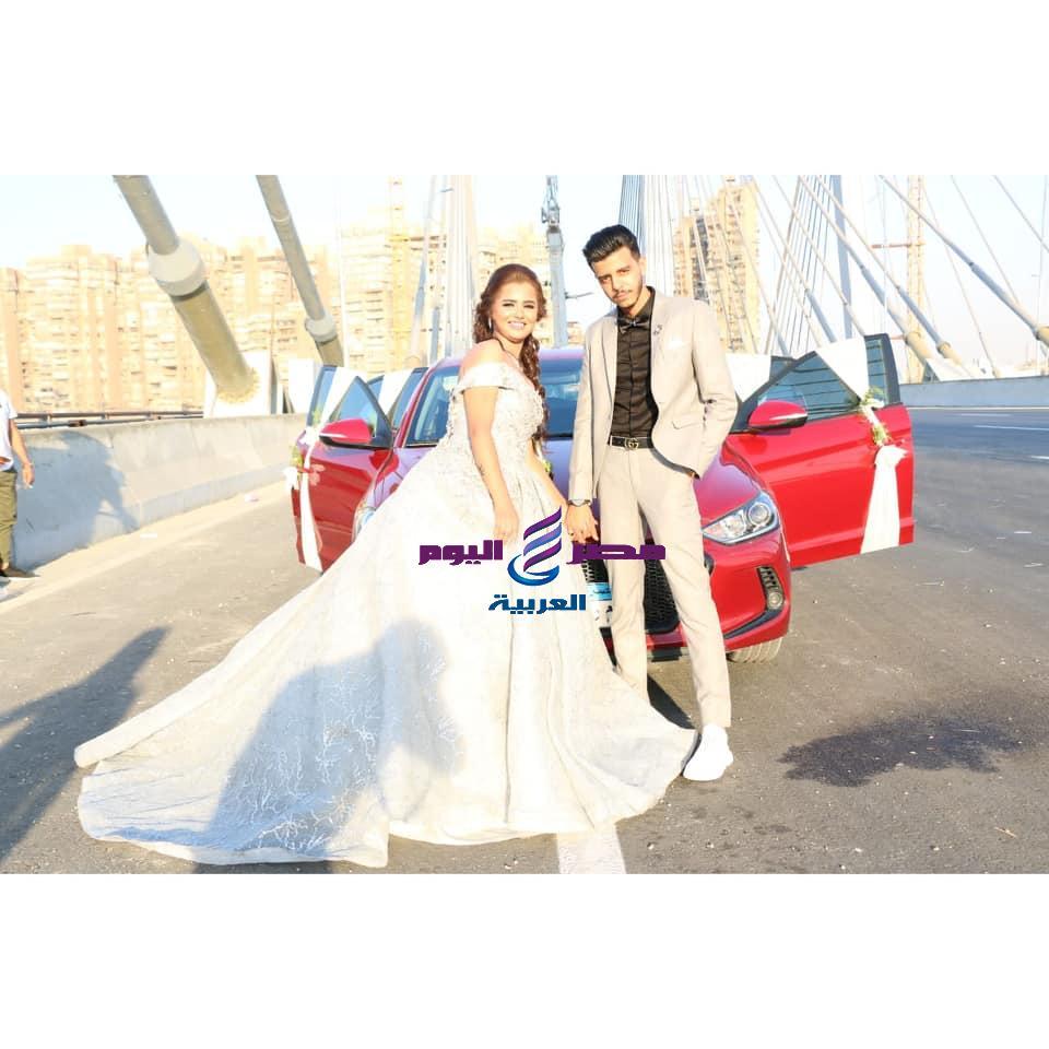 تهنئه من مصر اليوم العربية للعروسين