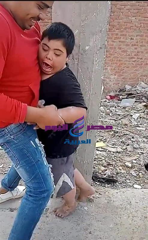 القبض على المتهمين في واقعة تخويف طفل من ذوي الهمم باستخدام كلب بقليوب السبت