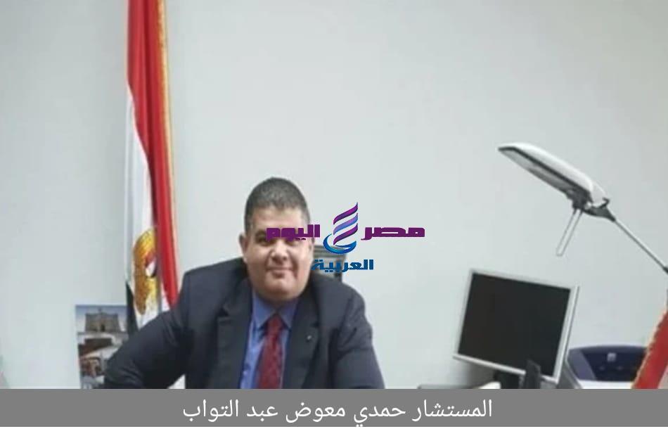 بمناسبة ذكرى العاشر من رمضان عضو مجلس ادارة نادى قضاة مصر يقدم برقية تهنئة للرئيس وللمصريين | العاشر من رمضان