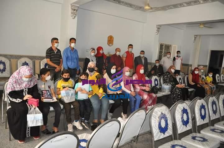 حراس مصر بدمياط تسلم جوائز الفائزين بمسابقة شومان الكبرى بالزرقا | مسابقة