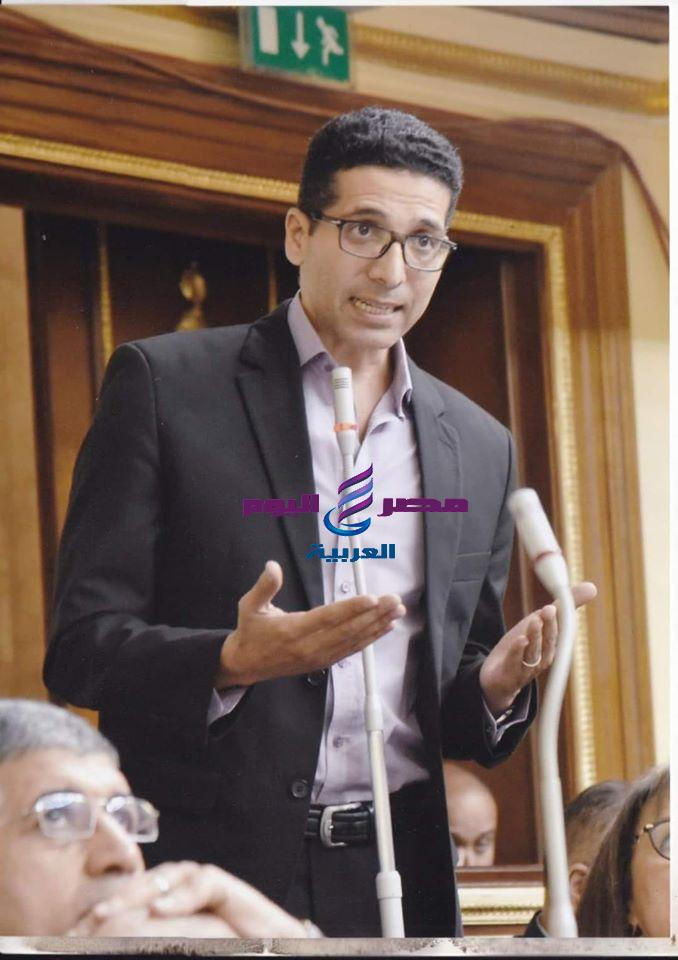 النائب هيثم الحريرى يطلب النظر في قرار المحاكمات العسكرية