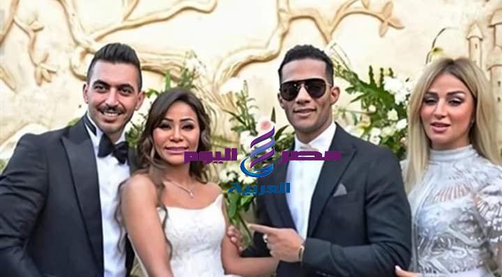"""""""القبض علي زوج شقيقة , محمد رمضان في فيلا مكان حفل زفافه """""""