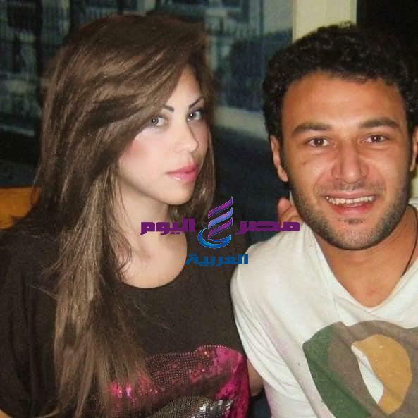 محمد العمروسي يهنئ زوجته بعيد زواجهما السادس